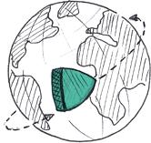 Zirbe auf Weltreise