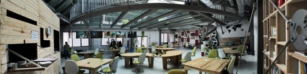 The HUB Milan is a beatiful place!