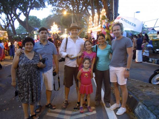 Pulau Penag - for Ximena, Rodrigo and their beautiful girls!