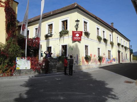 Stammtisch im Landhotel Yspertal