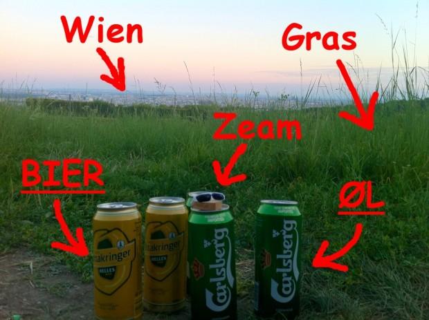 Øl vs. Bier